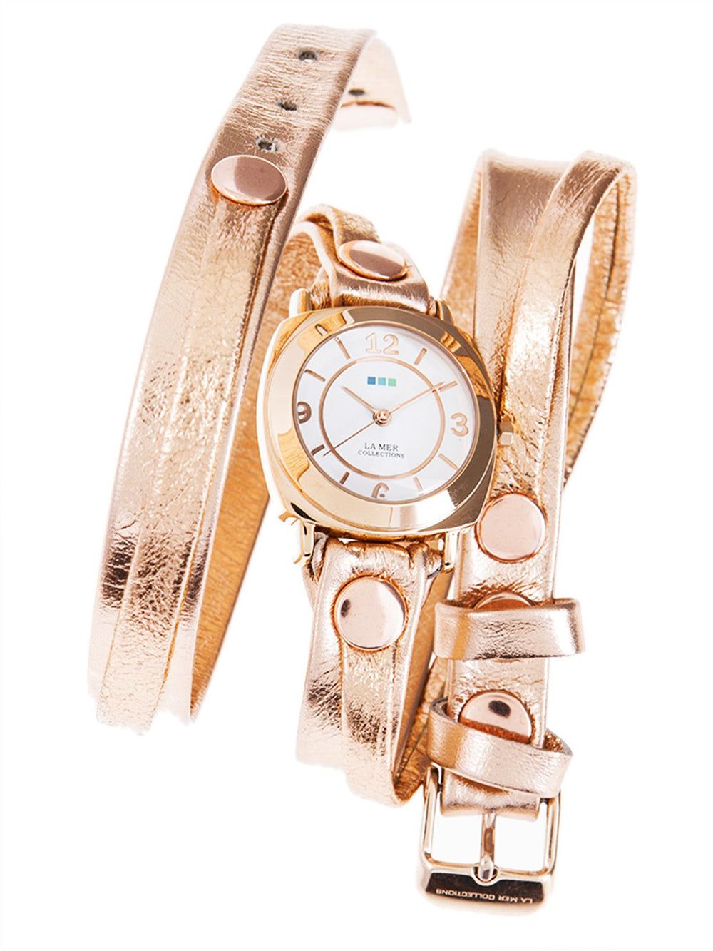 Classic Layer Wraps Watch, LA MER COLLECTIONS - elilhaam.com