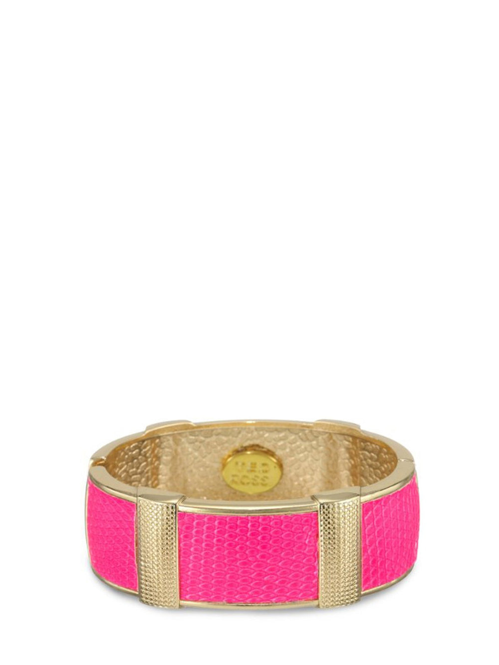 Accessories,Designers - Genuine Bracelet  In Hot Pink