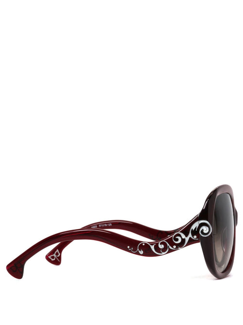 Accessories,Designers - Oummaa - Black Cherry