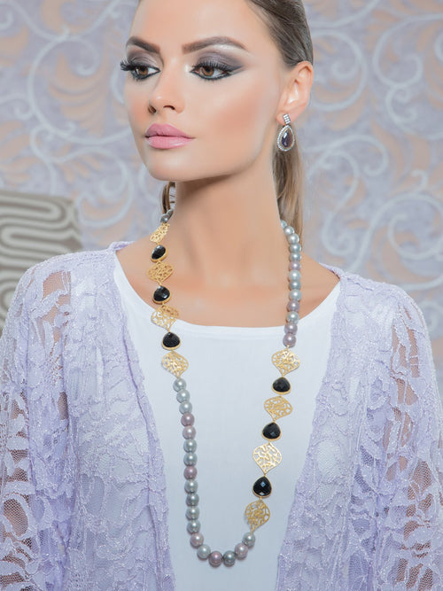 Accessories,Designers - Pearl Necklace