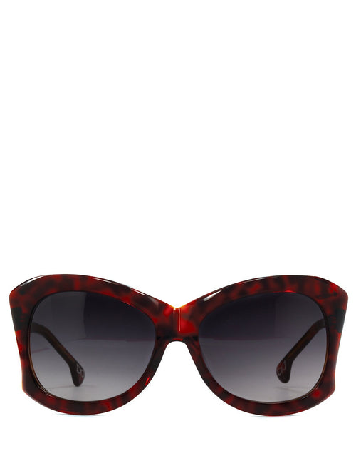 Accessories,Designers - Templanza - Red Leopard