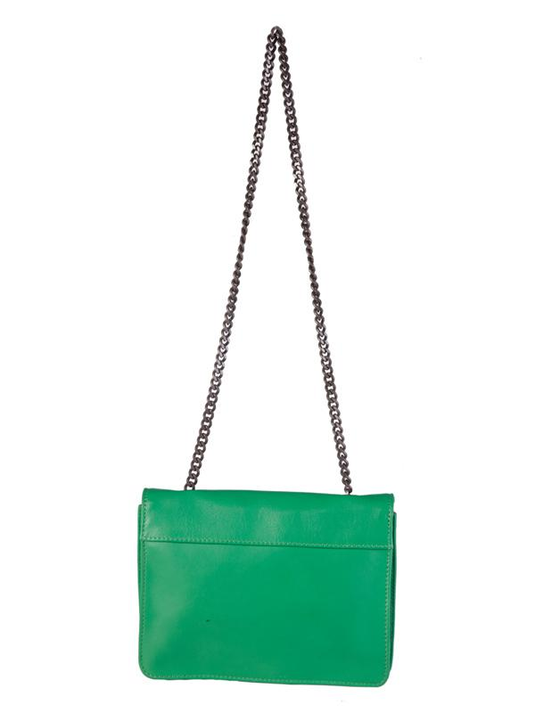 Bags,Designers - Green Clash H.M.S. Wallet Bag
