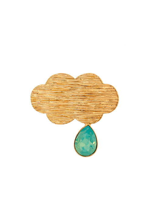 Molettee cloud with a Rain Pin, 10 DECOART - elilhaam.com