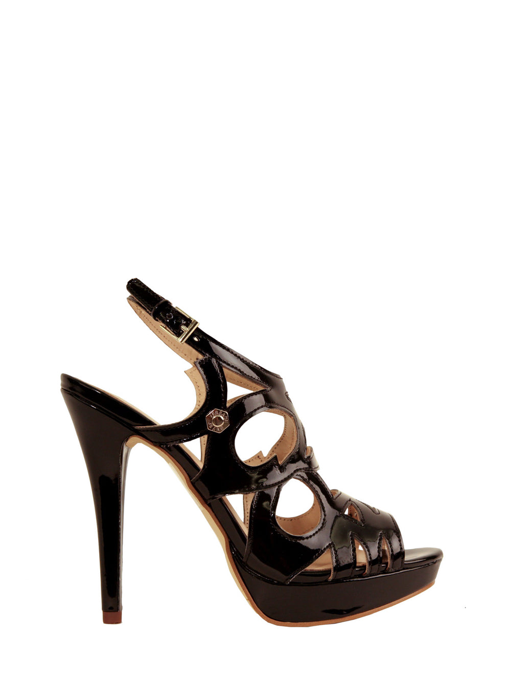 Black Sandals, VERSACE JEANS - elilhaam.com