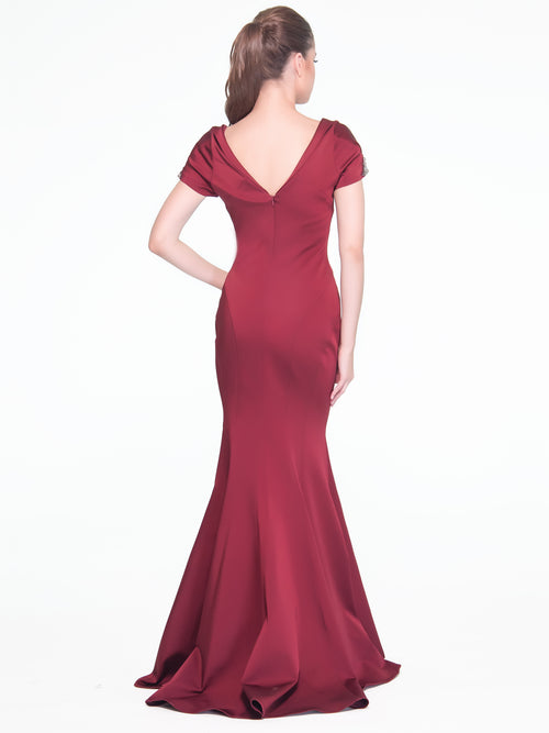 Juliane Gown, ZAC ZAC POSEN - elilhaam.com