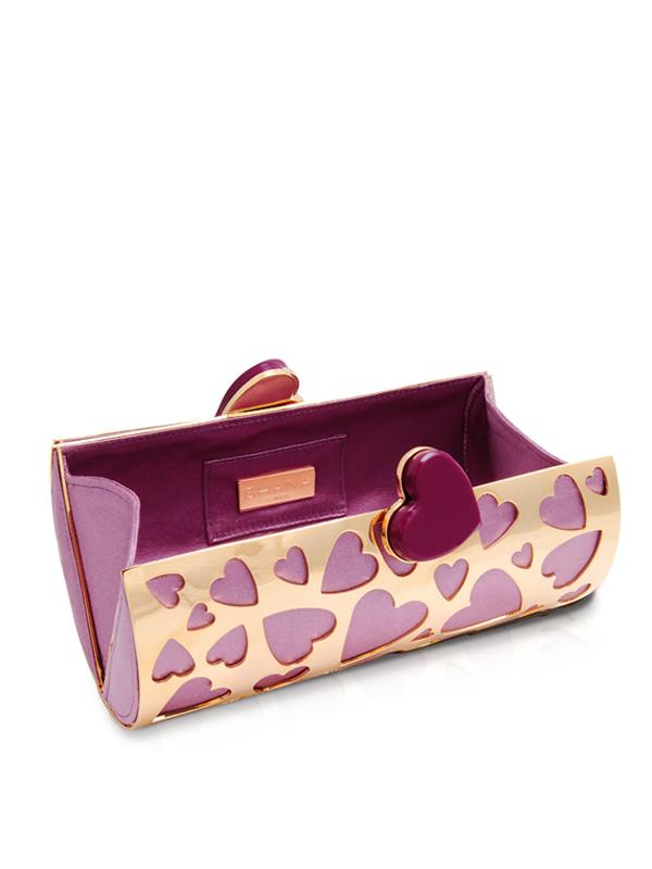 Designers - HEART SWEET CLUTCH BAG