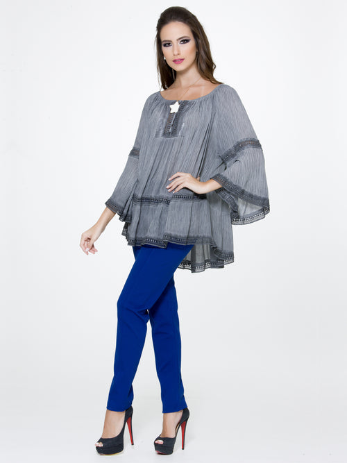 Gris Spanish Top, CJF - elilhaam.com