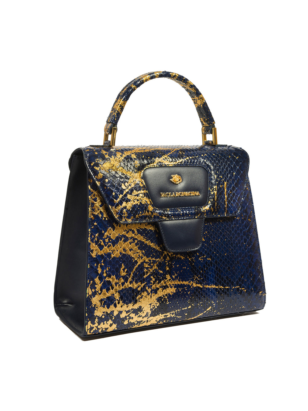 Grace Top Handle Bag, PAOLA BONACINA - elilhaam.com