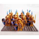 13PCS/LOT King's Castle Knights