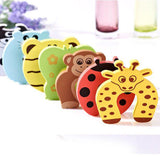 5pcs Colorful Door Stoppers - PB and Apple Jelly