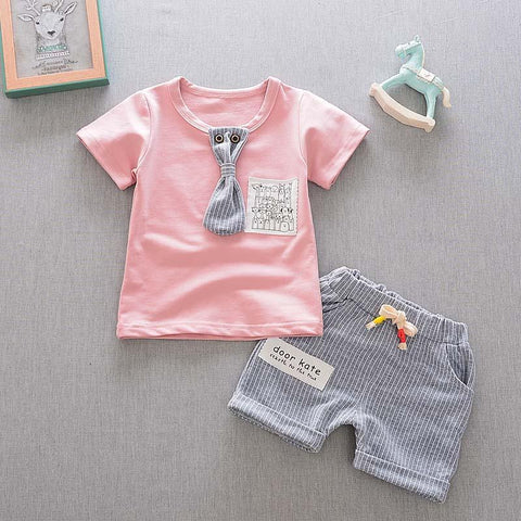 *Many Styles* Dapper Boy Top/Bottom Sets (Sizes 9 month to 5T)