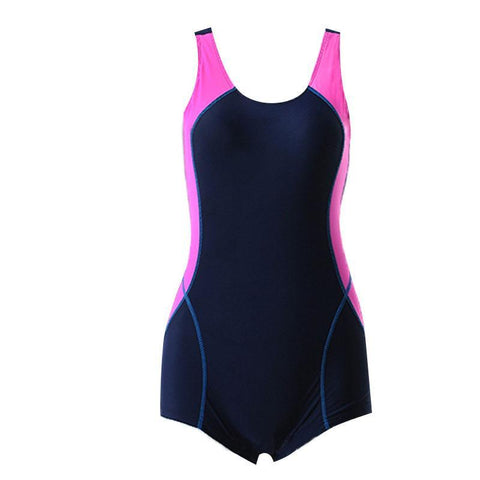 Swimmers' One-Piece Swim Suit (US Sizes 8-18) - PB and Apple Jelly
