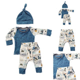 Adventure Awaits Clothing Sets (Up to size 18 months) - PB and Apple Jelly