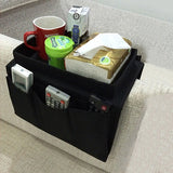 Couch/Chair Arm Rest Organizer - PB and Apple Jelly