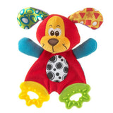 Bright Rustling Teething Toy - PB and Apple Jelly