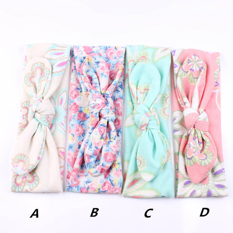 Lovely Rabbit Ear Headbands