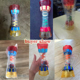 Water Hourglass Funnel Toy - PB and Apple Jelly