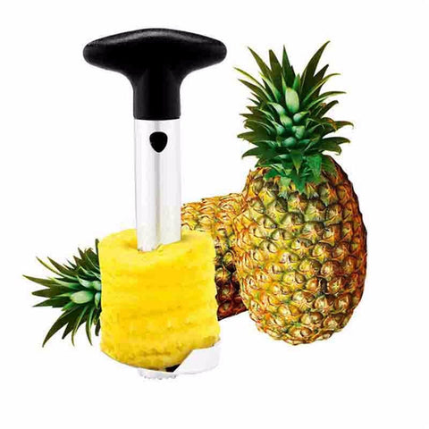Image of 3-in-1 Pineapple Peeler, Corer, and Slicer - PB and Apple Jelly