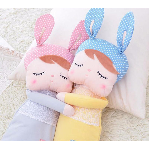 Image of Adorable Plush Dolls - PB and Apple Jelly