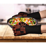 Extreme Heat-Resistant Thick Oven Gloves - PB and Apple Jelly