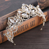 Luxury Crystal Tiaras - PB and Apple Jelly
