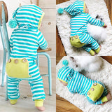 Button Bum Baby Romper (Sizes up to 18 month)