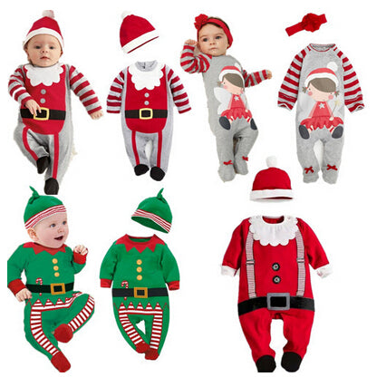 Baby Christmas Outfits (Sizes up to 24 months) - PB and Apple Jelly