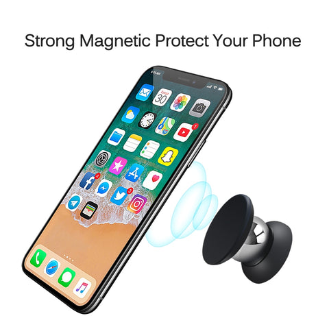 360-Degree Universal Magnetic  Phone Holder - PB and Apple Jelly