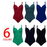 Retro One-Piece Swim Suits (US Sizes 4-18) - PB and Apple Jelly