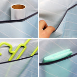 Waterproof Washer/Dryer Covers with Pockets