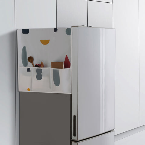 Waterproof Refrigerator Covers with Pockets