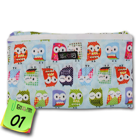 Compact Waterproof Diaper Changing Mat - PB and Apple Jelly