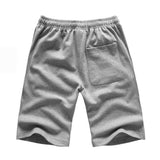 Casual Elastic Shorts with Back Pocket (US Sizes L-5XL) - PB and Apple Jelly