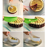 Perfect Cake/Pie Slicer - PB and Apple Jelly
