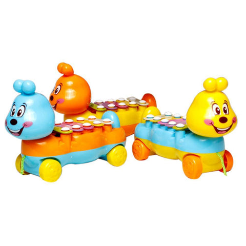 Small Caterpillar Xylophone - PB and Apple Jelly