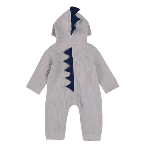 Dinosaur Romper (sizes from 3-24 months) - PB and Apple Jelly