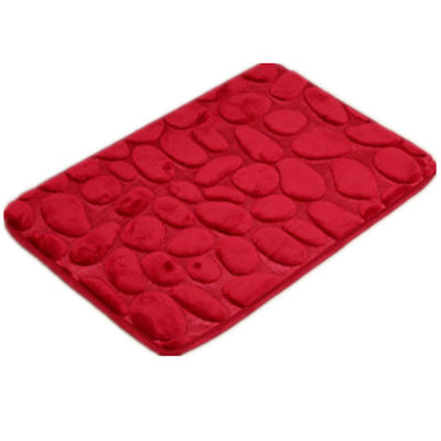 Soft Memory Foam Rug - PB and Apple Jelly
