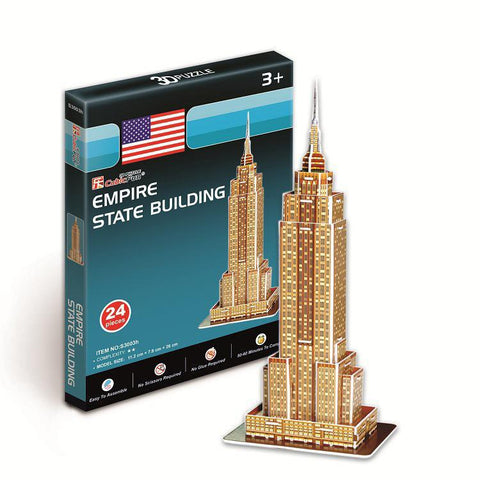 DIY 3D Model Puzzles from Around the World - PB and Apple Jelly