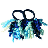 2 Pcs. Curly Ribbon Hairbands