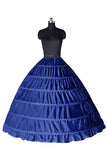 Many Colors 6-Hoop Petticoat (For 21-41-inch Waists) - PB and Apple Jelly