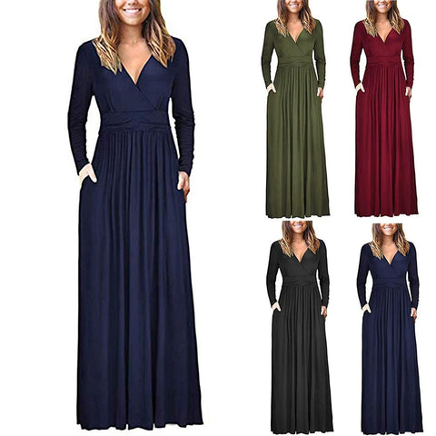 The Perfect for Me Maxi Dress (US Sizes 4-22)