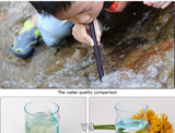 Mini Water Purifying Straw - PB and Apple Jelly