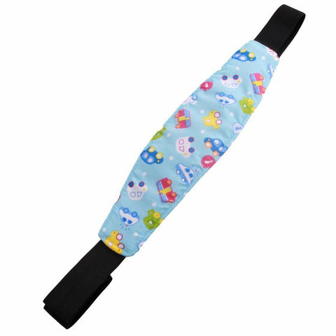 Infant/Toddler Car Seat Head Support Band
