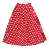 Flattering Vintage Full A-Line Skirts (Reg. and Plus Sizes) - PB and Apple Jelly