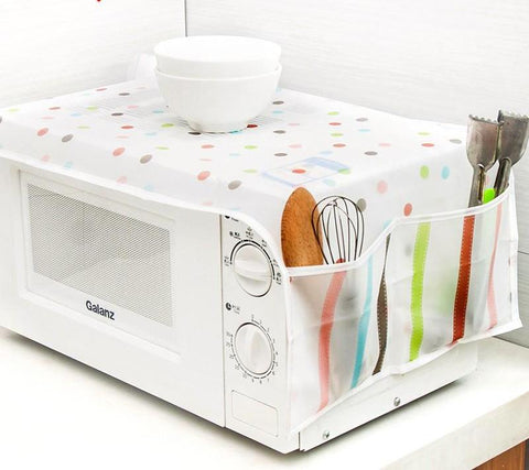 Waterproof Microwave Oven Covers with Pockets