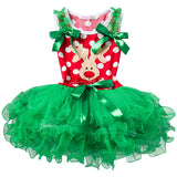 Beautiful Christmas Dresses (Sizes 2T-6) - PB and Apple Jelly
