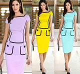 Cute Summery Sheath Dresses (US Sizes 4-12) - PB and Apple Jelly