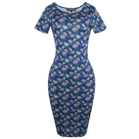 Floral Sheath Dresses (US Sizes 4-12) - PB and Apple Jelly