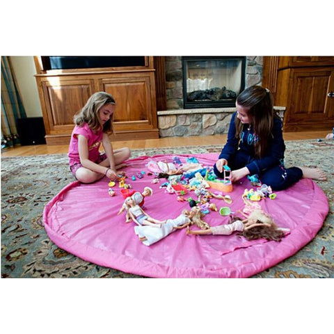 Image of Portable Play Mats (3 Sizes) - PB and Apple Jelly