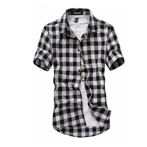 Button-Down Plaid Shirts (US Sizes XS-L) - PB and Apple Jelly